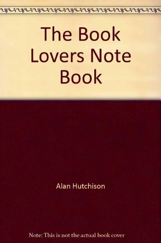 The Book Lovers Note Book