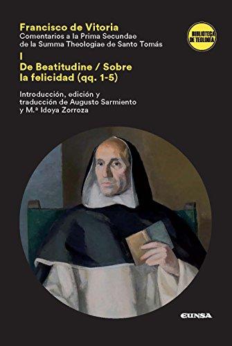FRANCISCO DE VITORIA (Biblioteca de Teología) por AUGUSTO SARMIENTO