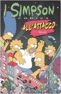 All'attacco. I Simpson
