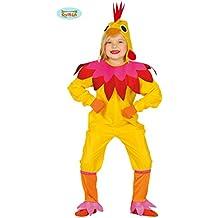 Disfraz de Pollo niña infantil 3-4 años