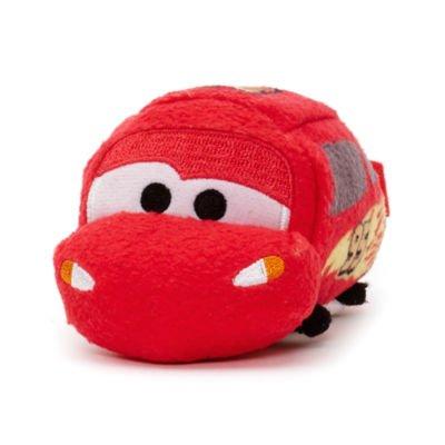 Mini peluche Tsum Tsum Flash McQueen, Disney Pixar Cars 3