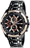 Handcuffs Analogue Black Dial Men's Watch Cur8023B