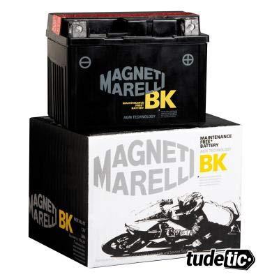 MAGNETI MARELLI - MOTX9-BS/395 : Bateria moto sin mantenimiento...