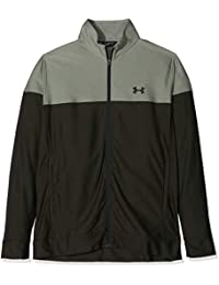 ddd5e5805a Under Armour Men s Sport Style Pique Track Jacket Warm-up Top