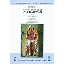 Annales Du Service Des Antiquites de L'Egypte: Cahier No. 34