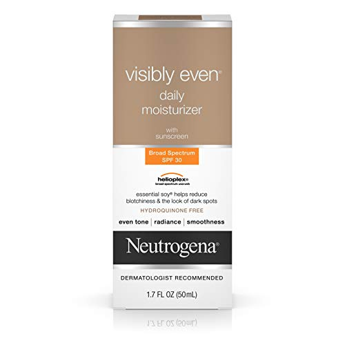 Neutrogena Visibly Even Daily Moisturizer SPF#30 50 ml (Lotionen)