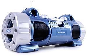 Radio Boombox CD MP3 AUX Ghetto Blaster Musik Audio Hi-Fi USB SD BigBen CD50SB