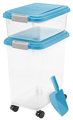 Iris 3 luftdicht Pet Food Container Combo -