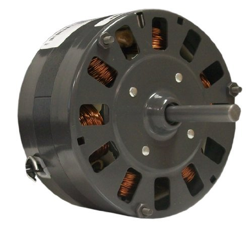 Fasco D342 5.0-Inch Diameter Shaded Pole Motor, 1/15 HP, 115 Volts, 1050 RPM, 1 Speed, 2.3 Amps, CW Rotation, Sleeve Bearing by Fasco -