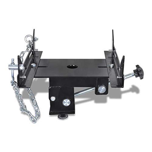 Tidyard Getriebheber Motorheber Adapter Getriebeadapter 500 kg Kapazität Wirtschaft & Industrie Materialbeförderung Aufzüge & Hebeeinrichtungen Hubwagen