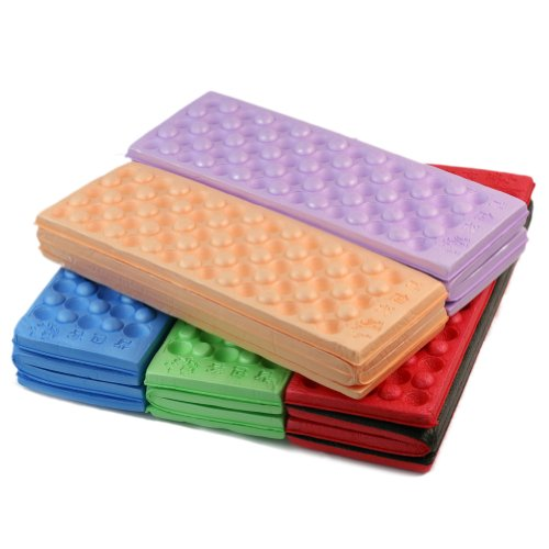 Neu Outdoor Notwendigkeiten Wasserdicht Falt Sitzkissen Schaumstoff Rechteckig Kissen Matte Komfortable und Dauerhafte Test
