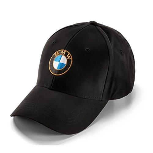 Original BMW Cap Logo Kappe Mütze 76898352726 Motorrad Vintage-Look Baseball-Cap