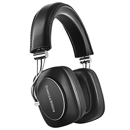 Bowers & Wilkins P7 Wireless - Auriculares, Color Negro