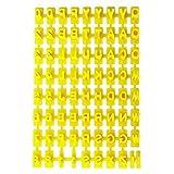 sztara Cute Alphabet Buchstabe Zahlen Biscuit Fondant Cookie Stempel Formstanzer Ausstecher Kuchen Form Form Dekorieren Werkzeug-Set