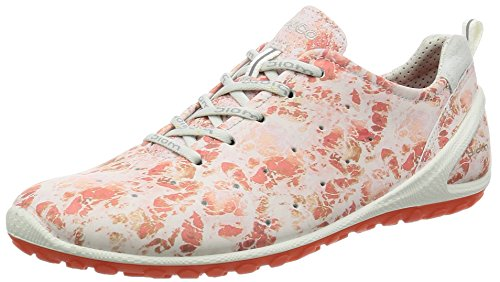 Ecco Damen Biom Lite Sneakers Orange (1255coral Arrossisce)