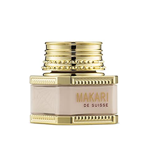 Makari Classic Crème Caviar pour le visage 1.0oz - Crème hydratante et éclaircissante – Soins quotidien hydratants anti-âge, anti-taches, cicatrices acnéiques, éruptions cutanées, décolorations et rides.