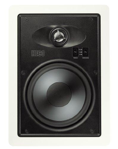 Heco INW 602(pezzi) 2vie high-end altoparlante da incasso, Bianco