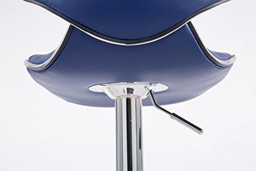 Clp sgabello design cucina las vegas v sedia sgabello imbottita