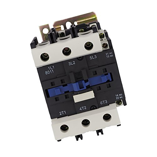 MagiDeal CJX2-8011 AC-Schütz Spulen Spannung Circuit Control 3-polig Schütz - 36V - 3-phasen-motor-spannung