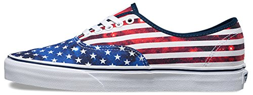 Vans VJK6NWD U LPE Sneaker, Unisex Adulto Dress Blues/True White