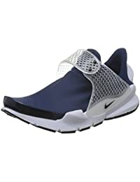NIKE Womens Wmns Sock Dart Midnight Navy/Black-White 9 US