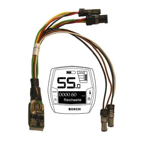 ASA eSPEED B25.14 - Tuningmodul für Bosch eBikes (ab BJ 2014 Active- und Performance und CX Line, abgeregelt bei 25 km/h)