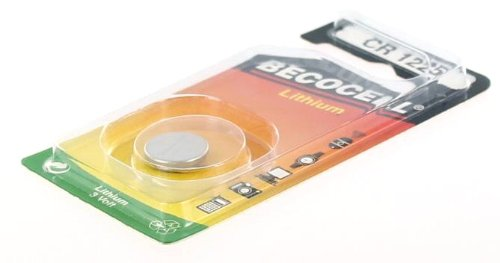 Pile bouton Beco CR1225 avec/3.0 V/49 mAh