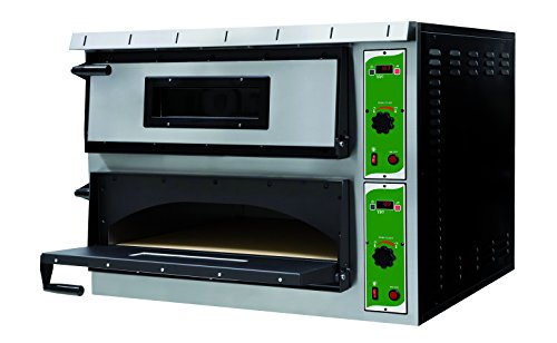 Pizzaofen Flammkuchenofen Brotofen Backofen Pizzabackofen Gastro Model Power 44 Digital