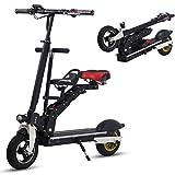 Wheel-hy Scooter électrique Adulte Pliable, Trottinette électrique avec Batterie au Lithium 20AH 36V/350W 35 km/h