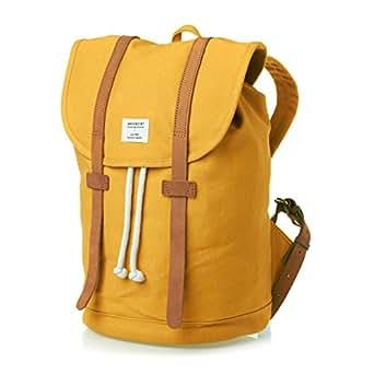 Sandqvist Stig Yellow Backpack - Yellow