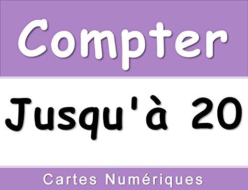 Couverture du livre Compter Jusqu'à 20: Cartes Numériques