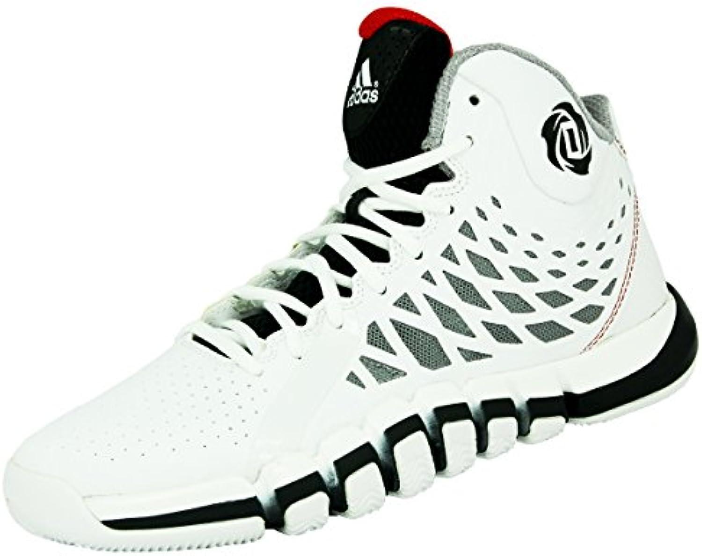 adidas Performance DERRICK ROSE 773 II Zapatillas Baloncesto Blanco Negro para Hombre SprintWeb  -