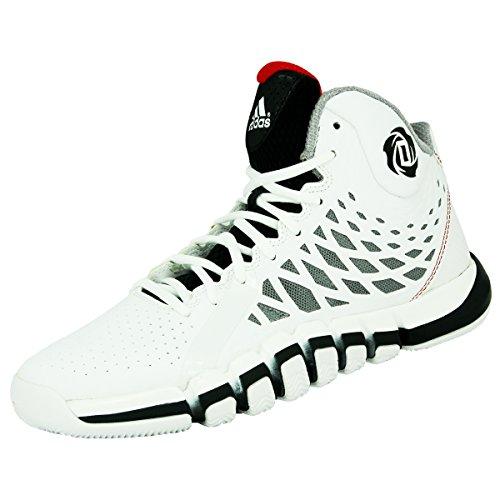 adidas D Rose 773 II G98387, Scarpe da basket Uomo Bianco