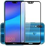 #10: Huawei P20 Lite Original Premium Huawei P20 Lite Premium Pro Hd+ 5D Crystal Clear Tempered Glass Screen Protector for Huawei P20 Lite Original Premium Huawei P20 Lite