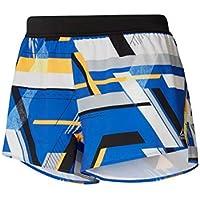 98e7bc9e25564 Reebok Women One Series Epic Light Short Women Running Clothes Shorts Blue  - Orange L