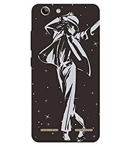 Chiraiyaa Designer Printed Premium Back Cover Case for Lenovo Vibe K5 Plus (michael jackson dance sing perform) (Multicolor)