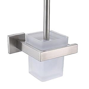 Toilettenbürstenhalter Edelstahl Ohne Bohren günstig online kaufen ...