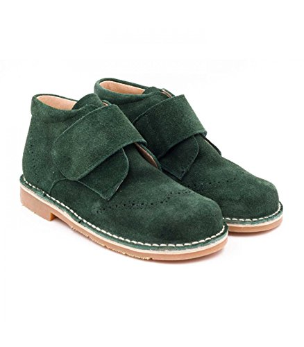Boni Albert - Chaussures Garçon cuir scratch