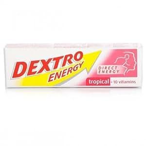Dextro Dextro Energy Tropical 47g-PACK OF 3 by Dextro