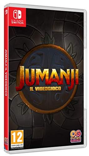 Jumanji Il Videogioco Nintendo Switch
