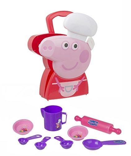 Ouaps 62030-Ma-Caja con personajes de Peppa Pig