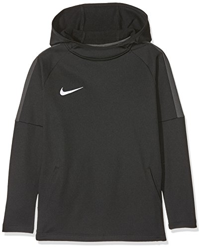 Academy AnthracitewhiteL Dry H Football SudaderaNiñosNegroblack Nike 18 MVpqSUz
