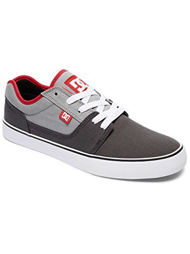 DC Shoes Tonik TX, Baskets Basses Homme Gris