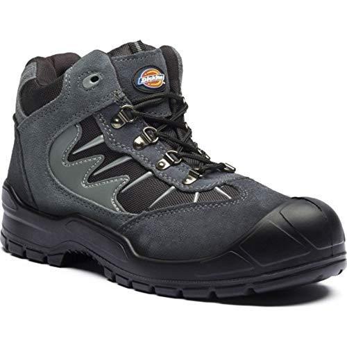 Storm II Herren fa23385s Sicherheit Trainer Schuhe, grau, 43 EU (9 UK) -