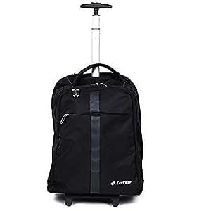 Lotto 50 Ltrs Black Laptop Roller Case (CB150039)