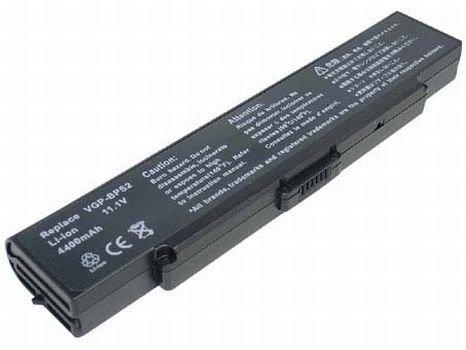 11,10V 4400mAh Batterie de remplacement pour Sony VAIO VGN-C Serien