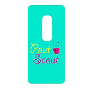 Vibhar printed case back cover for Coolpad Note 3 PoutScout