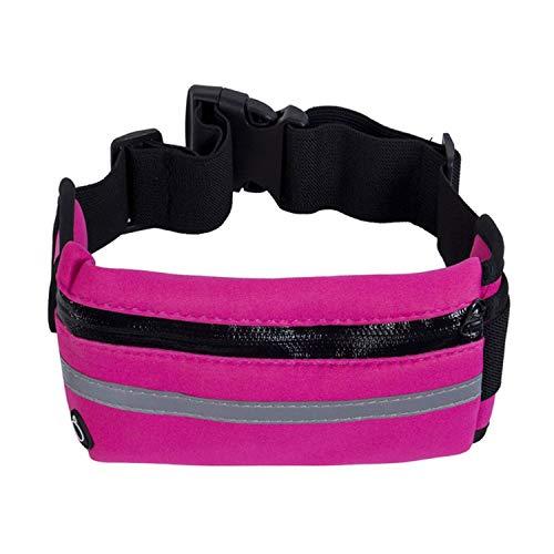 Taillengürtel für Männer und Frauen, für Geldbörse und Handy, Gürteltasche, hot pink (Pink) - y-8CspjrntgFUocXq1hyBm Hot Pink Checker