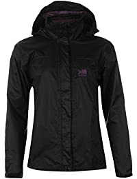 Ladies Lightweight Hooded Sierra Waterproof Jacket