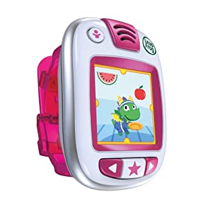LeapFrog LeapBand Activity Tracker (Pink)